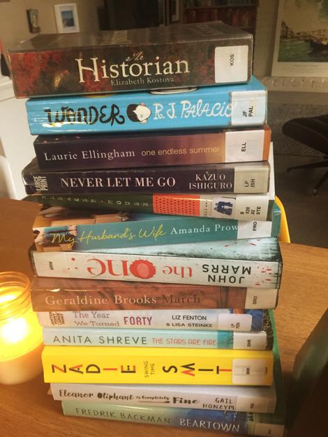 Winter reading 1