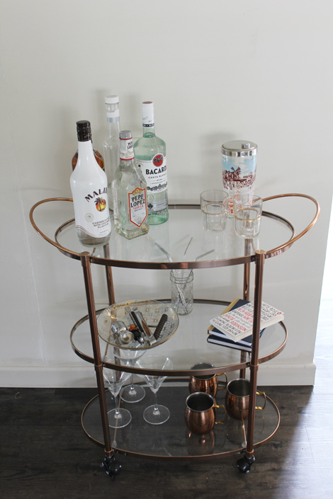 Drinks trolley1