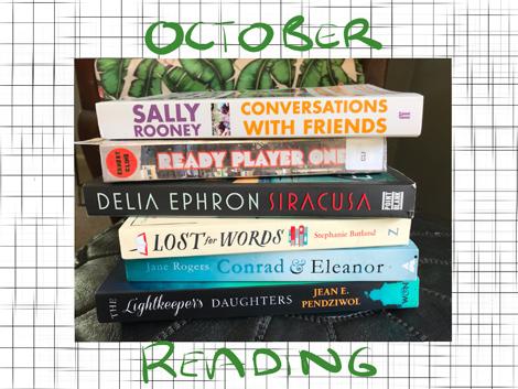 October reading