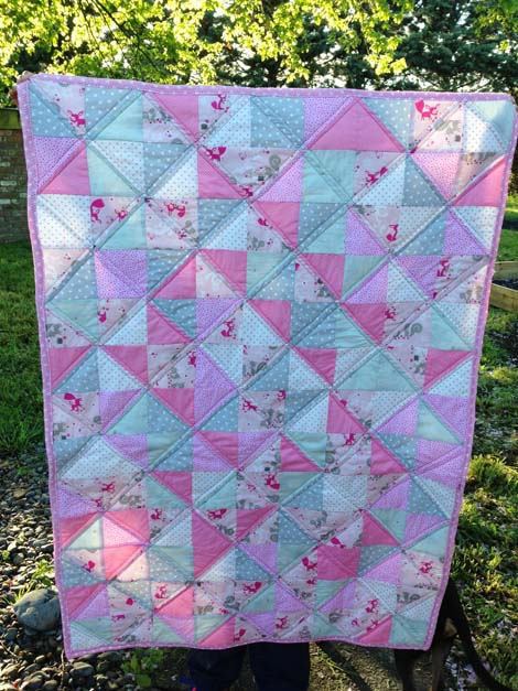 Amber's quilt