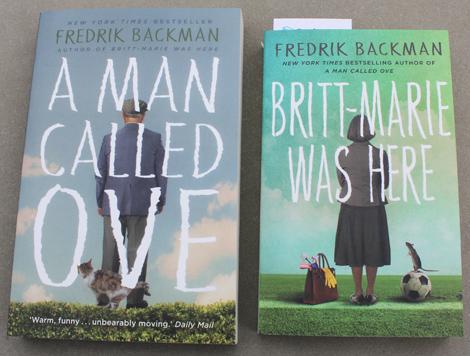Fredrick Backman